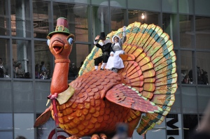 Tom The Turkey From Macys Thanksgiving Day Parade