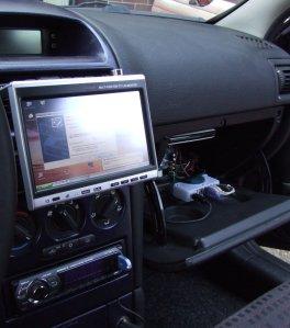 Carputer System