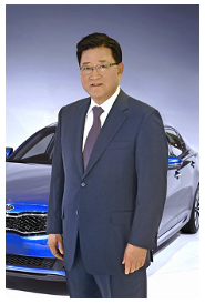 Byung Mo Ahn, KMMA, Kia motors America, west point georgia