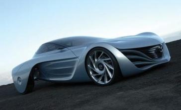 mazda, concept car